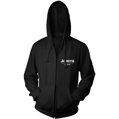 Amorettes Game On Zip Hoodie