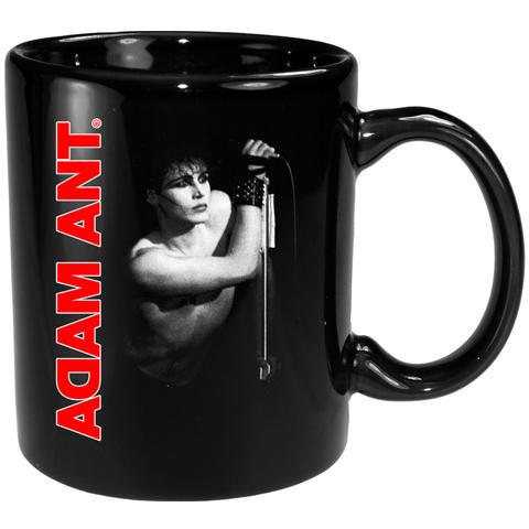 Adam Ant roundhouse 35 mug