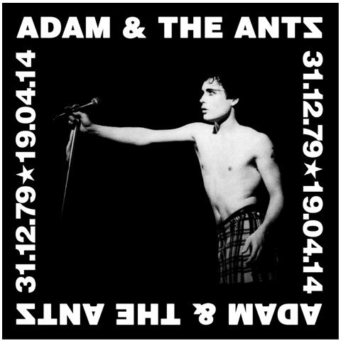 Adam Ant ant music bandana