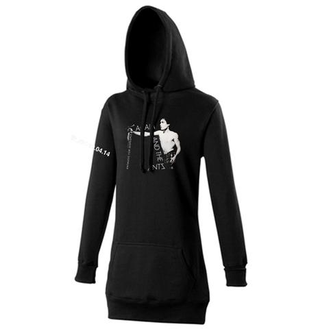 Adam Ant ant music skinny fit hoodie