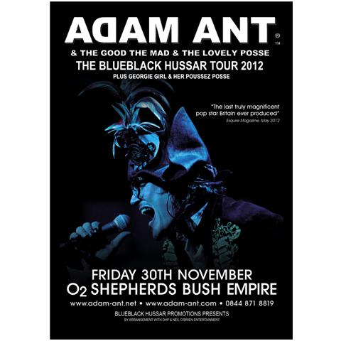 Blueblack 2012 A1 poster
