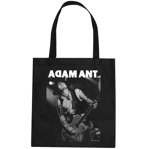 Adam Ant guitar tote Tote Bag