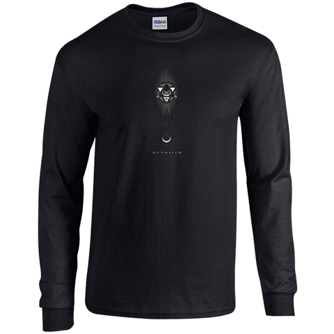 Fields Of The Nephilim london solstice long sleeve t-shirt