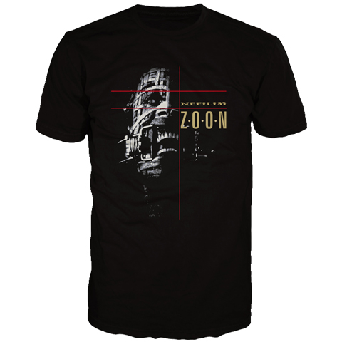 Fields Of The Nephilim zoon metatron short sleeve t-shirt