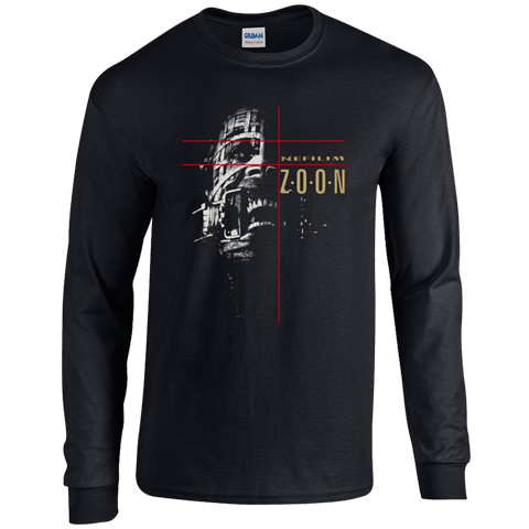 Fields Of The Nephilim zoon metatron long sleeve t-shirt