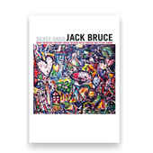Jack Bruce Silver Rails A3 Poster