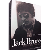 Jack Bruce Composing Himself Book