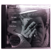 Jack Bruce John Cage Works For Piano 5 CD