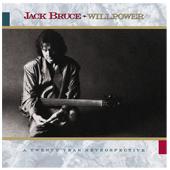 Jack Bruce Willpower CD