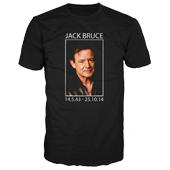 Jack Bruce Tribute Short Sleeve T-Shirt