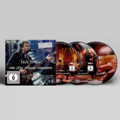 Jack Bruce The 50th Birthday Concerts CD