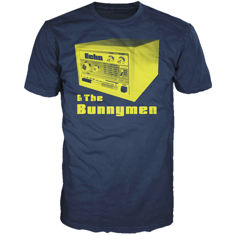 Echo And The Bunnymen TR66 short sleeve t-shirt
