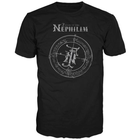 Fields Of The Nephilim Saturnalia London 2015 Short Sleeve T-shirt