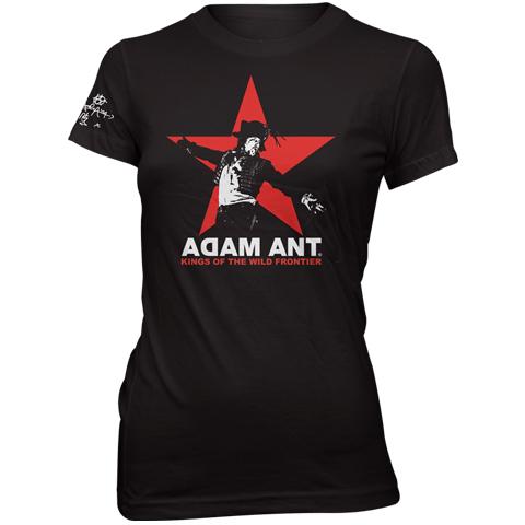 Adam Ant Star Skinny Fit T-shirt