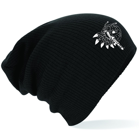 Adam Ant Warrior Slouch Beanie