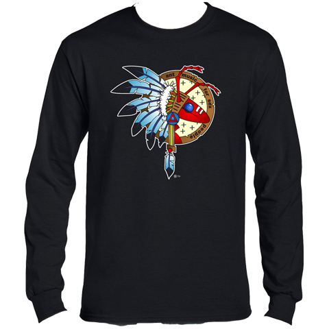 Colour Warrior Long Sleeve T-Shirt