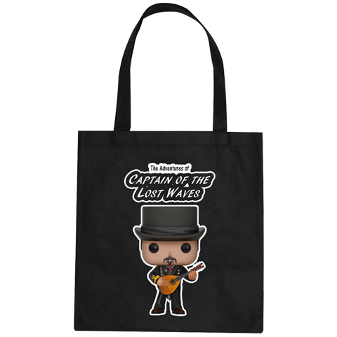 Captain Of The Lost Waves Funko Pop Character Tote Bag