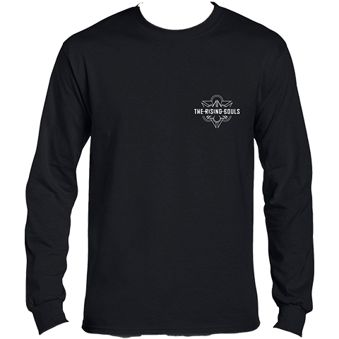 The Rising Souls Logos Long Sleeve T-Shirt