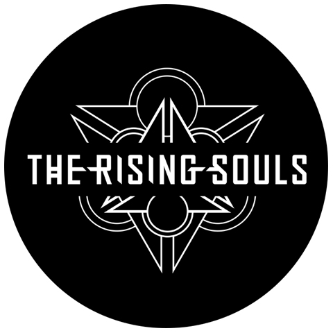 The Rising Souls Logo 25 Mm Button Badge