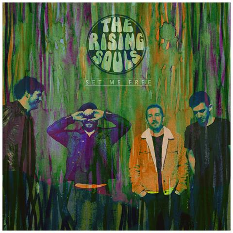 The Rising Souls Set Me Free EP CD