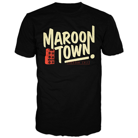 Maroon Town Freedom Call Short Sleeve T-Shirt