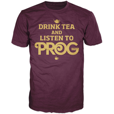 Prog – Drink Tea Short Sleeve T-Shirt