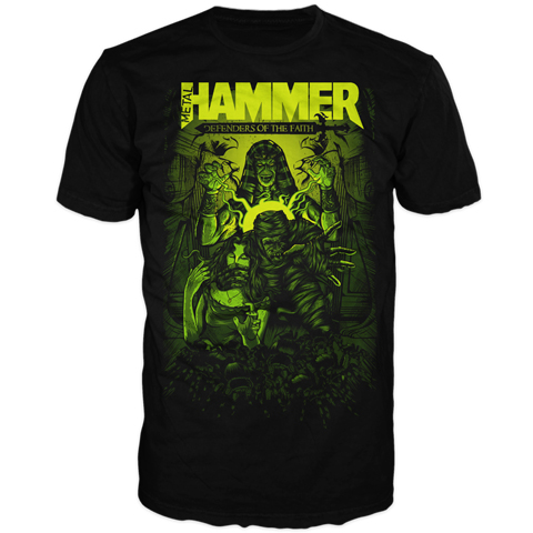 Metal Hammer – Mummies Short Sleeve T-Shirt