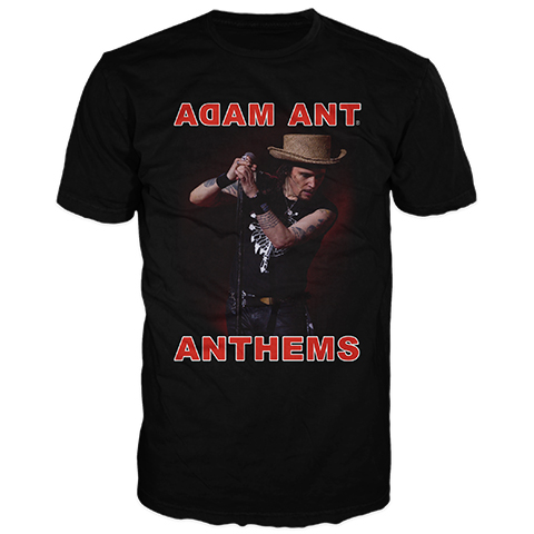 Anthems USA 2018 Short Sleeve T-Shirt