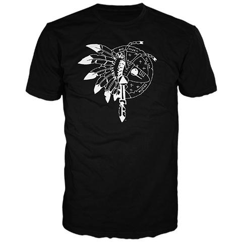 Warrior USA 2018 Short Sleeve T-Shirt
