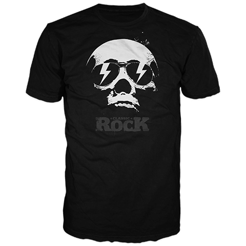 Classic Rock - Aviator Skull