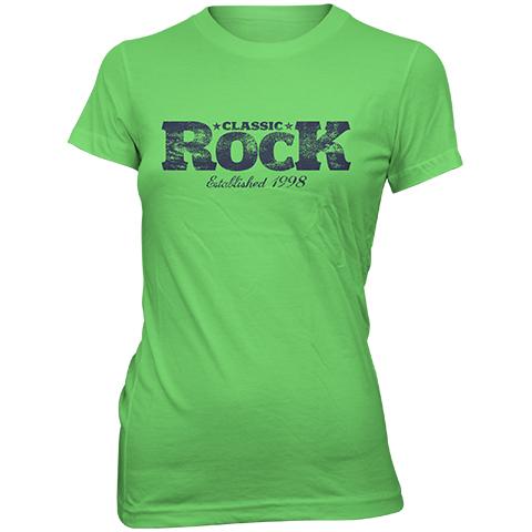 Classic Rock Logo Est 1998
