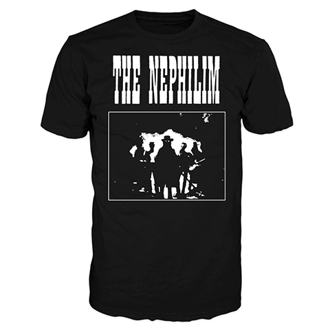 Fields Of The Nephilim Dawnrazor Short Sleeve T-Shirt
