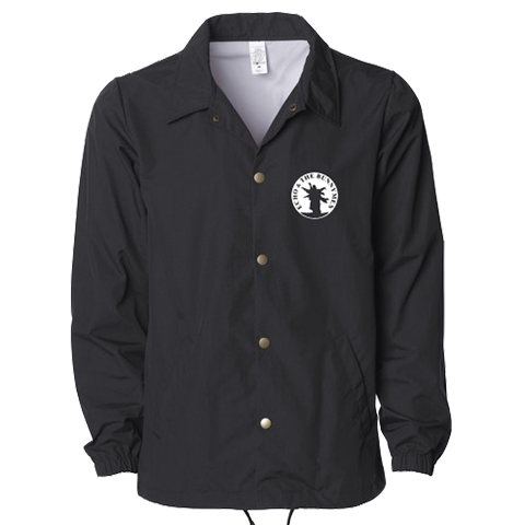 Echo And The Bunnymen Crew Coach Jacket