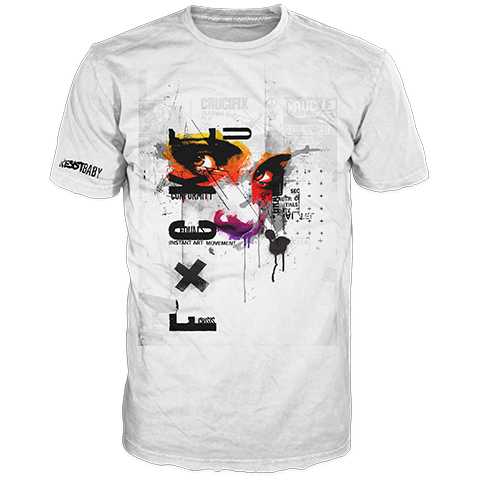 Karma Punk Conformity Equals Crisis Short Sleeve T-Shirt