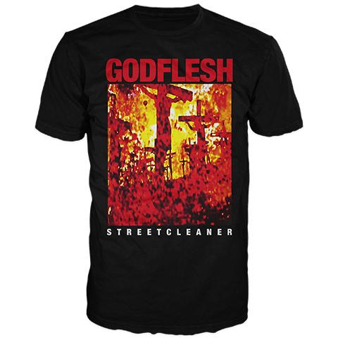 Godflesh Streetcleaner Short Sleeve T-Shirt