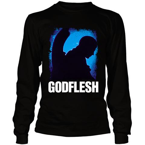 Godflesh Post Self Long Sleeve Shirt