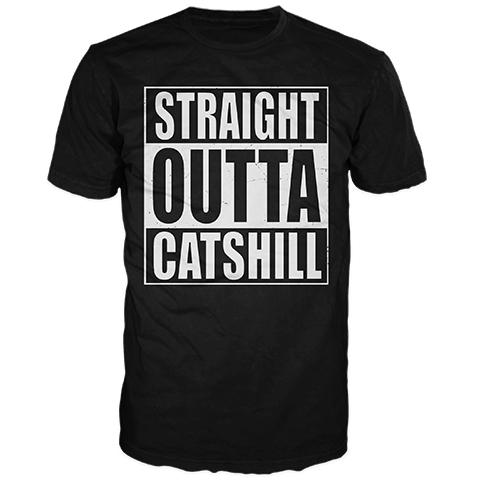 Straight Outta Catshill Short Sleeve T-Shirt