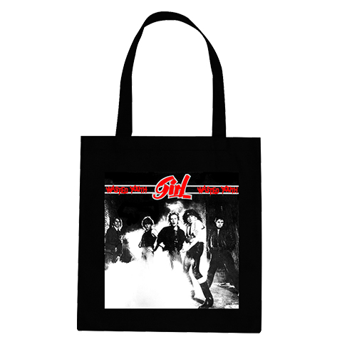 Girl Wasted Youth Tote Bag