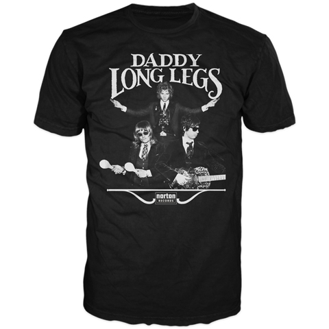 Daddy Long Legs Irons Short Sleeve T-Shirt