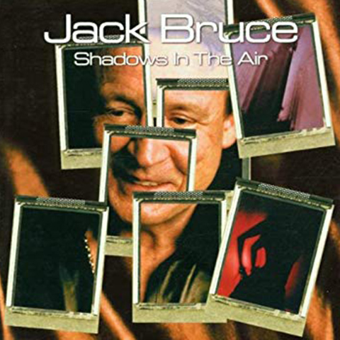 Jack Bruce Shadows In The Air CD