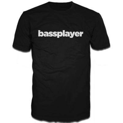 Louder Bassplayer Short Sleeve T-Shirt