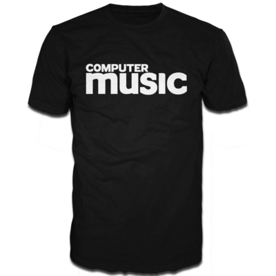 Louder Computer Music Short Sleeve T-Shirt
