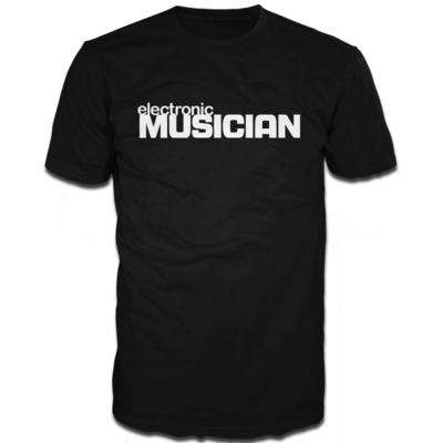 Louder Electronic Musician Short Sleeve T-Shirt