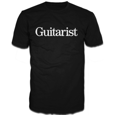 Louder Guitarist Short Sleeve T-Shirt