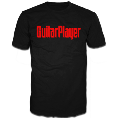 Guitar Player Red
