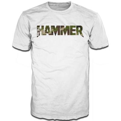 Metal Hammer Cammo White