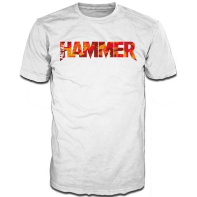 Metal Hammer Cammo 2 White