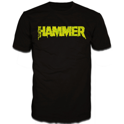 Metal Hammer Gloop logo Black
