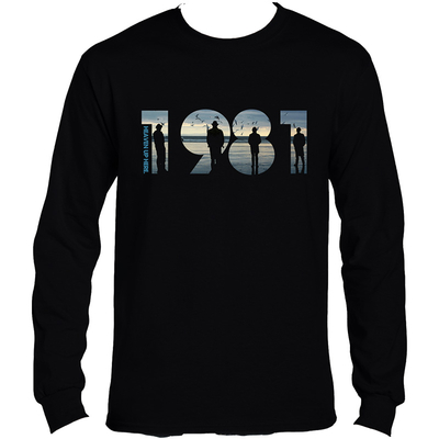 Echo And The Bunnymen 1981 Long Sleeve