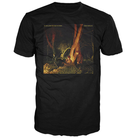 Echo And The Bunnymen Crocodiles Short Sleeve T-Shirt